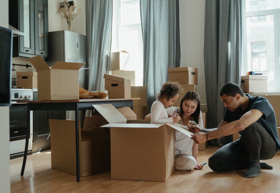 Segítség Költözőknek