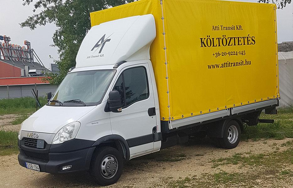 mennyibe kerül egy költöztetés - költöztetés árak 5 t teherautóval - költöztetős céggel belföldi azonnali sos profi korrekt költöztetés olcsón, kisteherautóval fuvarozás, szekrény szállítás Budapesten, bútorszállítás országosan Magyarországon